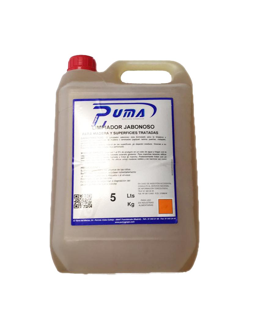 Puma jabonoso